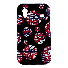 Colorful decorative pattern Samsung Galaxy Ace S5830 Hardshell Case