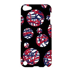 Colorful decorative pattern Apple iPod Touch 5 Hardshell Case