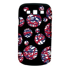 Colorful decorative pattern Samsung Galaxy S III Classic Hardshell Case (PC+Silicone)