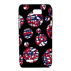Colorful decorative pattern Motorola XT788