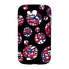 Colorful decorative pattern Samsung Galaxy Grand GT-I9128 Hardshell Case