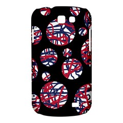 Colorful decorative pattern Samsung Galaxy Express I8730 Hardshell Case