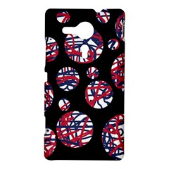Colorful decorative pattern Sony Xperia SP