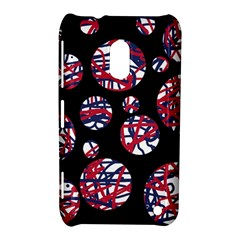 Colorful decorative pattern Nokia Lumia 620