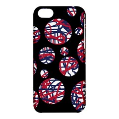 Colorful decorative pattern Apple iPhone 5C Hardshell Case