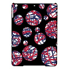 Colorful decorative pattern iPad Air Hardshell Cases