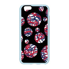 Colorful decorative pattern Apple Seamless iPhone 6/6S Case (Color)
