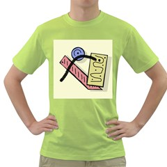 Decorative abstraction Green T-Shirt
