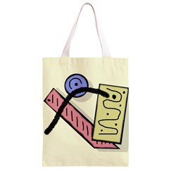 Decorative abstraction Classic Light Tote Bag