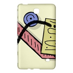 Decorative abstraction Samsung Galaxy Tab 4 (7 ) Hardshell Case