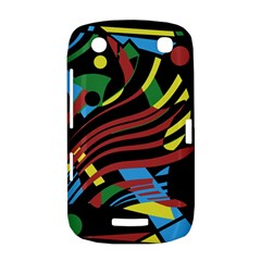 Colorful decorative abstrat design BlackBerry Curve 9380