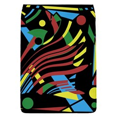 Colorful decorative abstrat design Flap Covers (S)