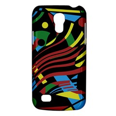 Colorful decorative abstrat design Galaxy S4 Mini