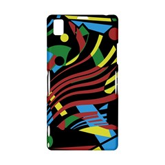 Colorful decorative abstrat design Sony Xperia Z1
