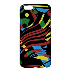 Colorful decorative abstrat design Apple iPhone 6 Plus/6S Plus Hardshell Case