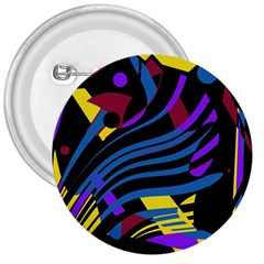 Decorative abstract design 3  Buttons