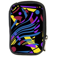 Decorative abstract design Compact Camera Cases