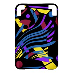 Decorative abstract design Kindle 3 Keyboard 3G