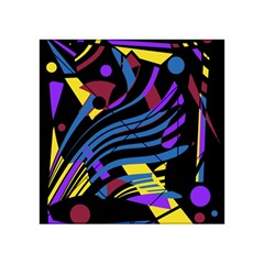 Decorative abstract design Acrylic Tangram Puzzle (4  x 4 )