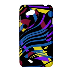 Decorative abstract design HTC Desire VC (T328D) Hardshell Case