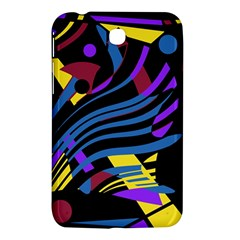 Decorative abstract design Samsung Galaxy Tab 3 (7 ) P3200 Hardshell Case