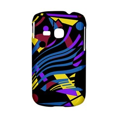Decorative abstract design Samsung Galaxy S6310 Hardshell Case
