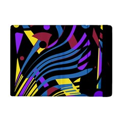 Decorative abstract design iPad Mini 2 Flip Cases