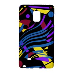 Decorative abstract design Galaxy Note Edge