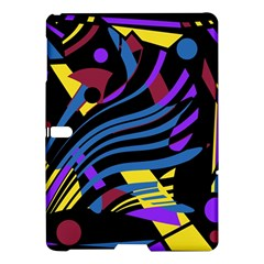 Decorative abstract design Samsung Galaxy Tab S (10.5 ) Hardshell Case