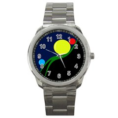 Falling boalls Sport Metal Watch