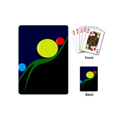 Falling boalls Playing Cards (Mini)