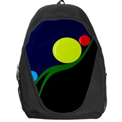 Falling boalls Backpack Bag