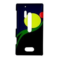 Falling boalls Nokia Lumia 928