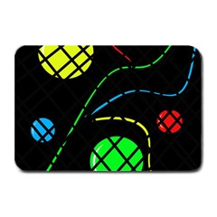 Colorful design Plate Mats