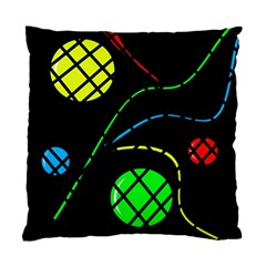 Colorful design Standard Cushion Case (Two Sides)