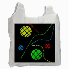 Colorful design Recycle Bag (Two Side)