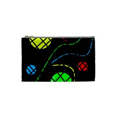 Colorful design Cosmetic Bag (Small)