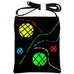 Colorful design Shoulder Sling Bags