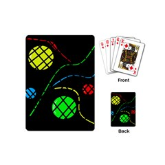 Colorful design Playing Cards (Mini)