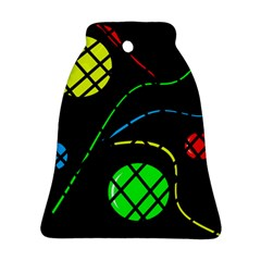 Colorful design Ornament (Bell)