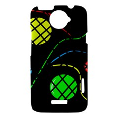 Colorful design HTC One X Hardshell Case