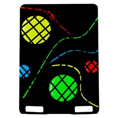 Colorful design Kindle Touch 3G