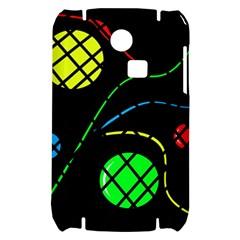 Colorful design Samsung S3350 Hardshell Case