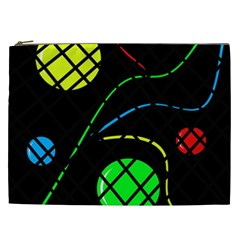 Colorful design Cosmetic Bag (XXL)