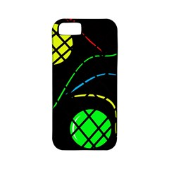 Colorful design Apple iPhone 5 Classic Hardshell Case (PC+Silicone)