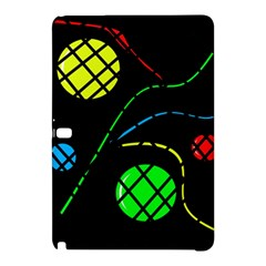 Colorful design Samsung Galaxy Tab Pro 10.1 Hardshell Case