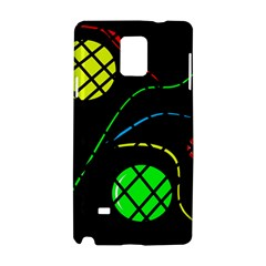 Colorful design Samsung Galaxy Note 4 Hardshell Case