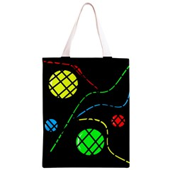 Colorful design Classic Light Tote Bag