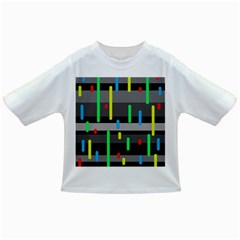 Colorful pattern Infant/Toddler T-Shirts
