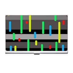 Colorful pattern Business Card Holders